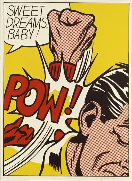 roy-lichtenstein-sweet-dreams-baby