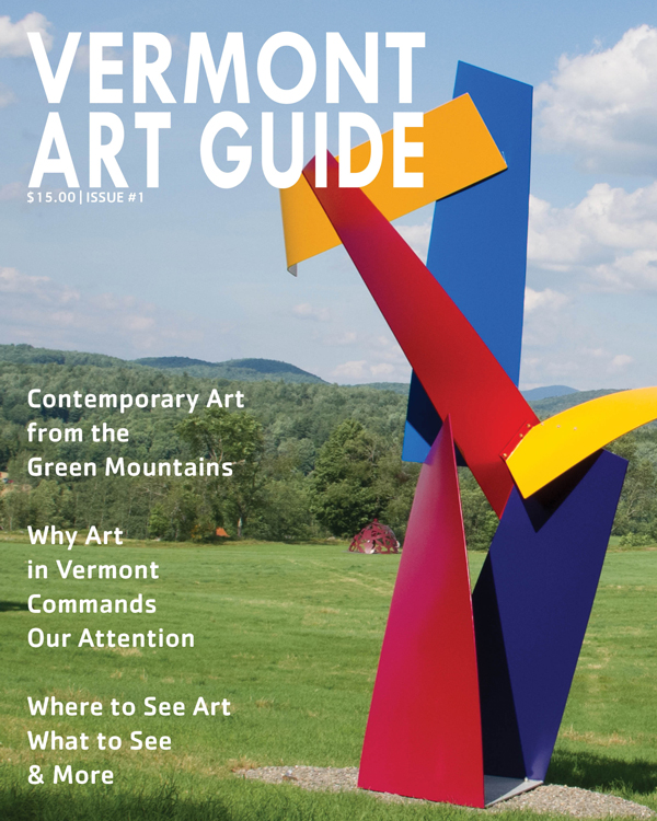 vermont-art-guide-issue-1-cover